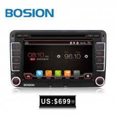 BX-420.6 VW Android 6.0.1 Multimedia GPS