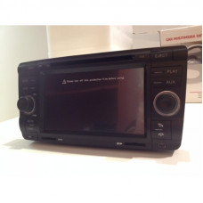 HM-C005G, Skoda Multimedia