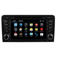 Audi A3/S3 Multimedia Android 4.0