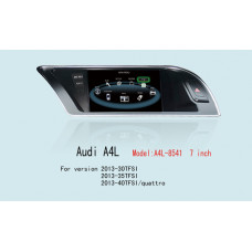 A4L-8541 Audi A4L, 2013-, bilstereo