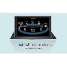 AN3-8516 Audi A3, 2014 bilstereo