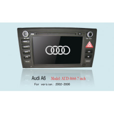 AUD-8666 Audi A6 bilstereo