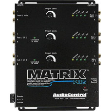 Audio Control Matrix Plus
