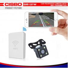 SB137W Trådlös WiFi Backkamera med IR