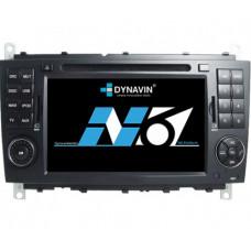 Dynavin N6-MBC Mercedes C class Multimedia