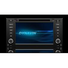 Dynavin N6 VWTG Touareg, T5 Bilstereo