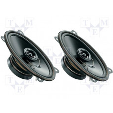 "Alpha 66021 Car speakers 4""x6"""