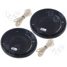 Alpha 66022 Car speakers 100 mm