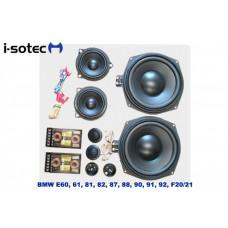 i-sotec BM8 BMW speaker set